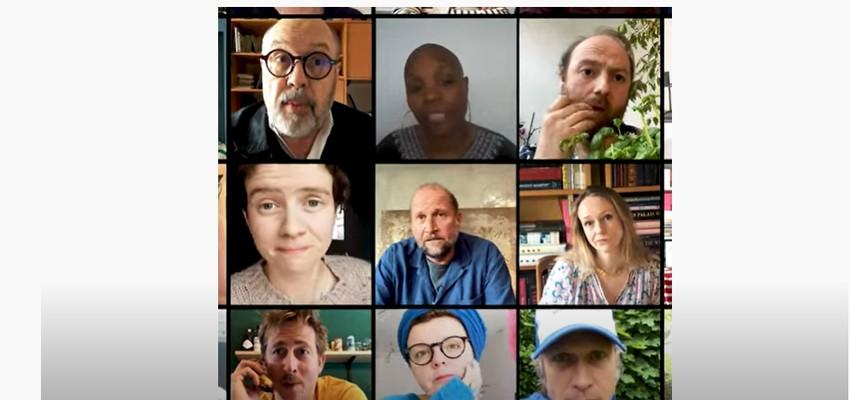 François Damiens, Pablo Andres et des dizaines d'artistes lancent un appel au gouvernement