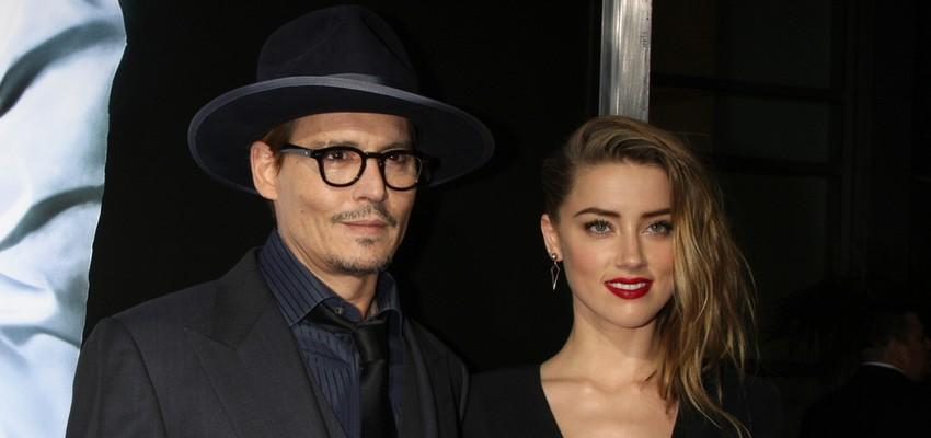 Johnny Depp assure n'avoir jamais frappé son ex-femme