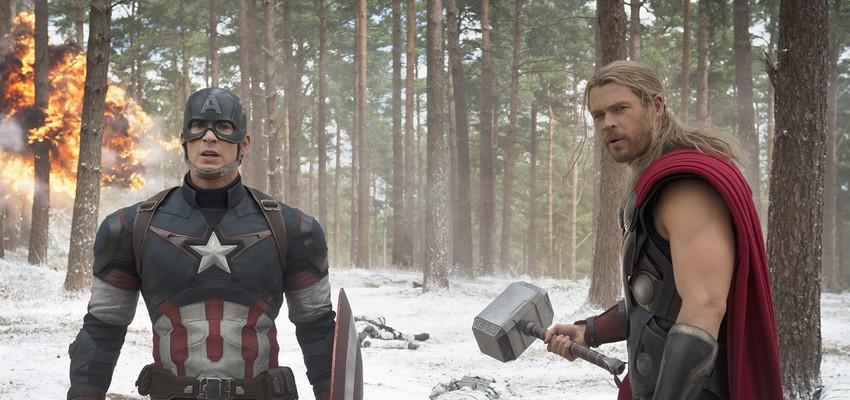 Ce soir à la TV : Avengers 2 : l'ère d'ultron