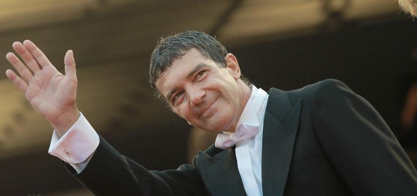 L'acteur espagnol Antonio Banderas positif au coronavirus