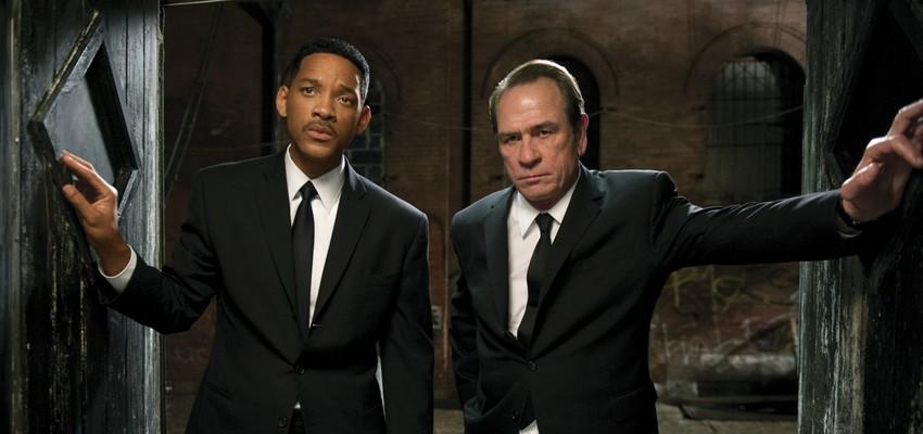 Ce soir à la TV : Men in Black 3