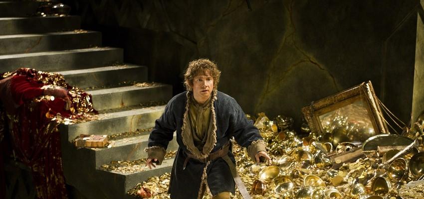 Ce soir à la TV : The Hobbit : La Désolation de Smaug