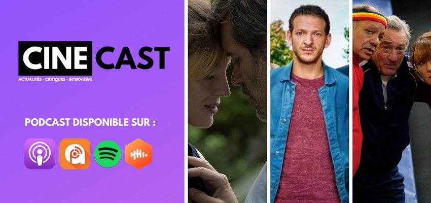 Ce weekend au cinéma (podcasts)