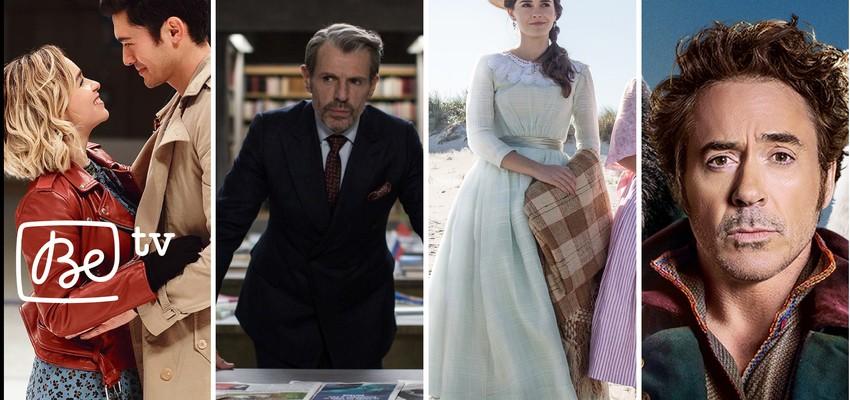 Les 10 films et séries pour terminer l'année en beauté sur Be tv!