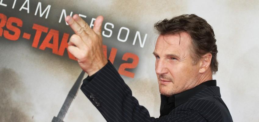Liam Neeson compte arrêter de jouer dans des films d'action