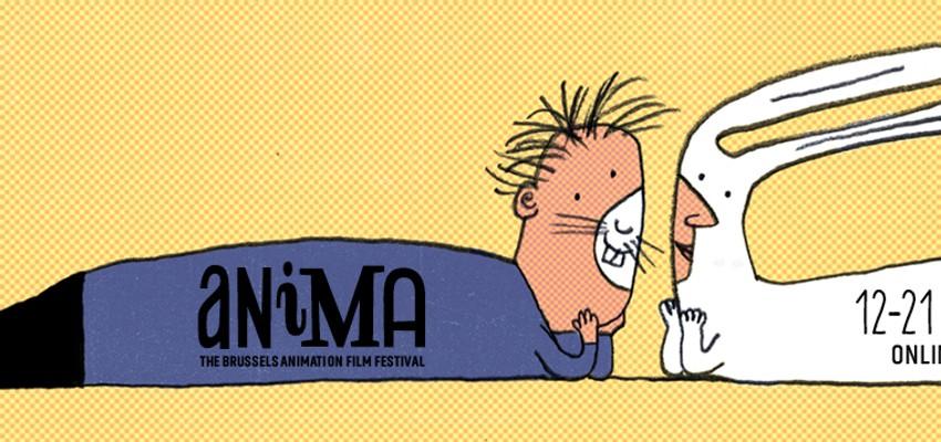 La 40e édition du Festival Anima se déroulera entièrement en ligne