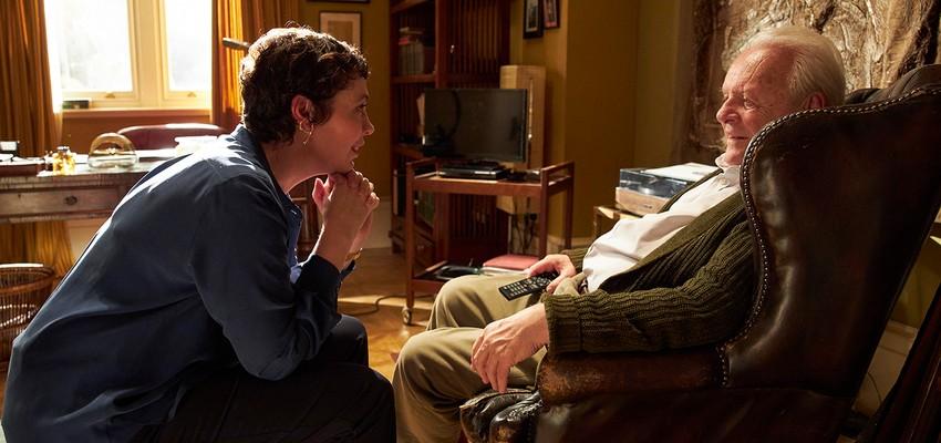 The Father : Anthony Hopkins crève l'écran dans ce film-événement couronné par deux Oscars.