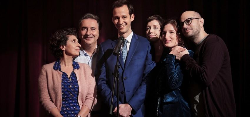 Le Discours : Laurent Tirard revient avec une comédie rafraichissante et irrésistible