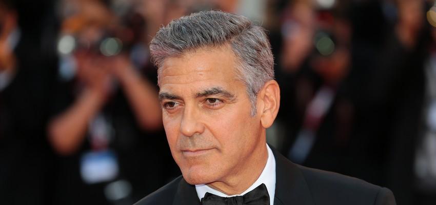 George Clooney lance un programme pour ouvrir les métiers du cinéma aux lycéens défavorisés