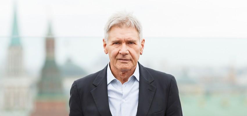 Harrison Ford blessé en plein tournage d'Indiana Jones