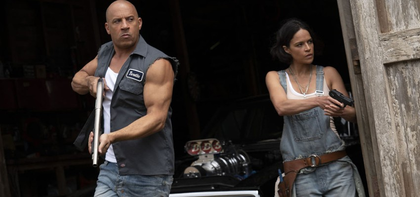 Fast & Furious 9 bat un record au box-office américain