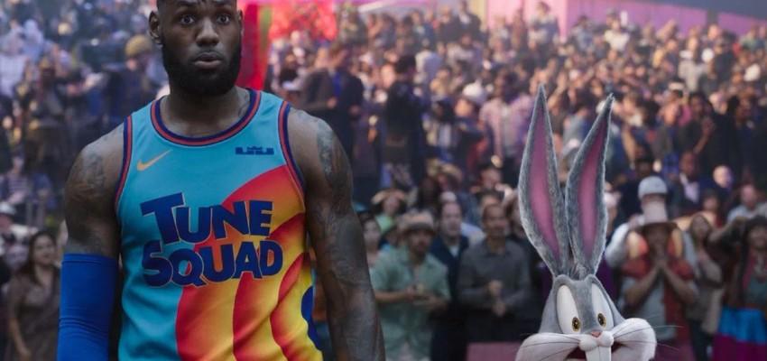 LeBron James en roi du box-office nord-américain avec le nouveau Space Jam