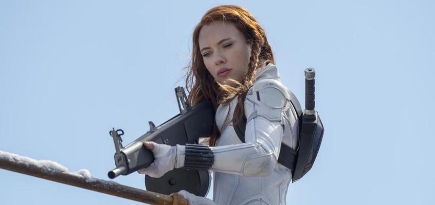 Scarlett Johansson porte plainte contre Disney pour la sortie de Black Widow