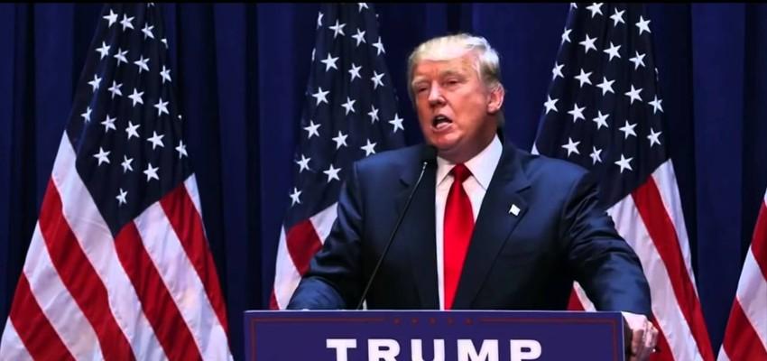 Donald Trump beschuldigt Hollywood als