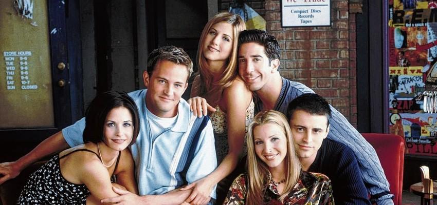 Friends viert 25ste verjaardag met speciale bioscoopvertoningen