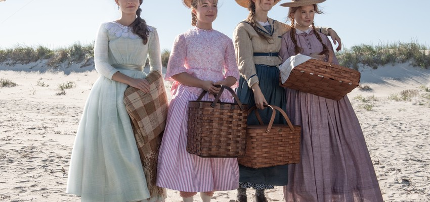 LITTLE WOMEN - Eerste trailer
