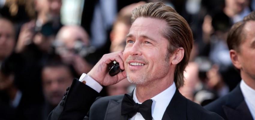 Brad Pitt krijgt onder zijn voeten van radiopresentator: