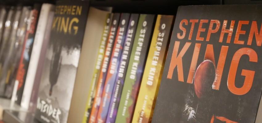 Nu al plannen voor tv-serie rond Stephen Kings nieuwste boek