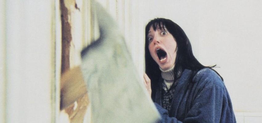 Hakbijl uit huiveringwekkende scène van 'The Shining' geveild voor vier keer geschatte waarde