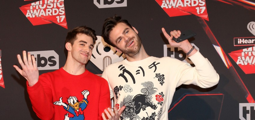 The Chainsmokers produceren nieuwe dramaserie