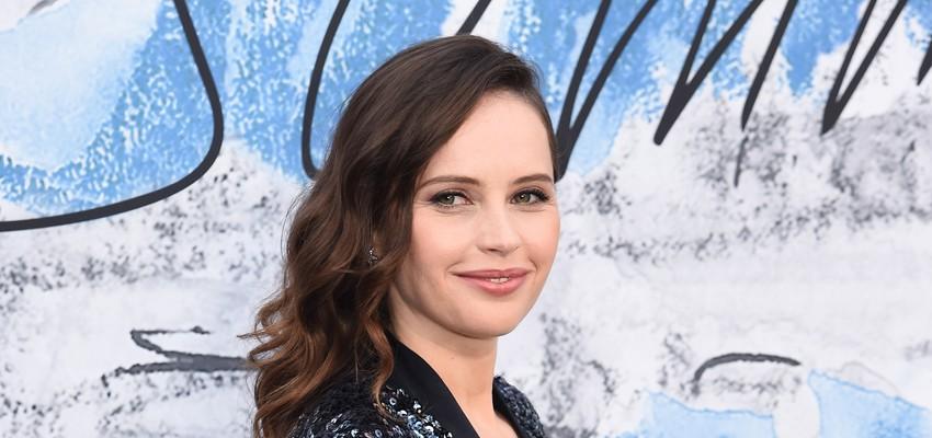 Actrice Felicity Jones verwacht eerste kind