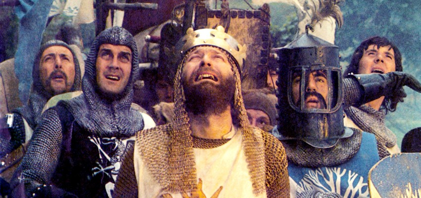 Monty Python-ster Terry Jones is overleden