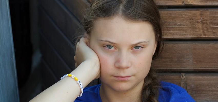 Greta Thunberg krijgt eigen tv-serie