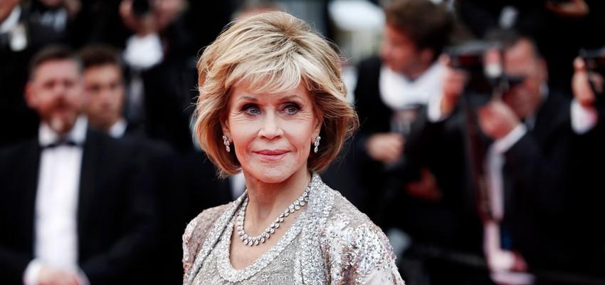 Jane Fonda zweert plastische chirurgie voorgoed af