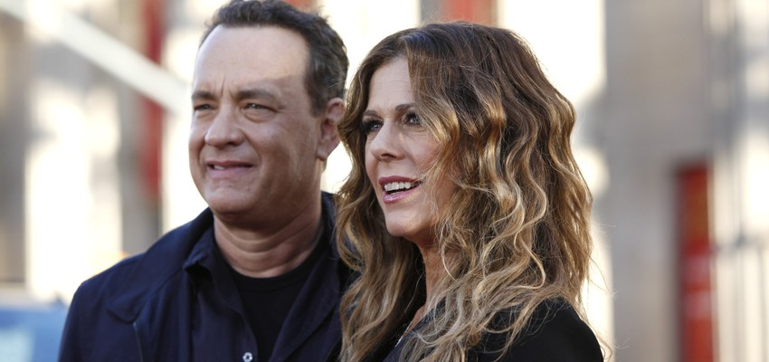 Tom Hanks en zijn vrouw Rita Wilson krijgen de Griekse nationaliteit