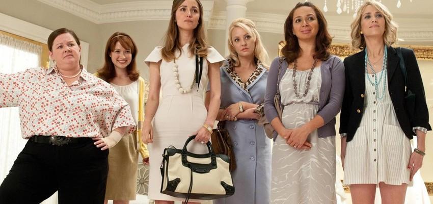 Vanavond op TV: Bridesmaids