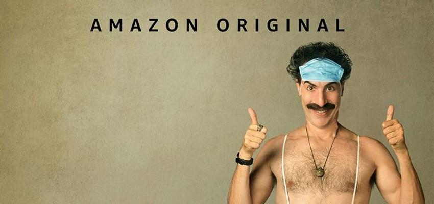 Sacha Baron Cohen moest vluchten tijdens opnames 'Borat 2'