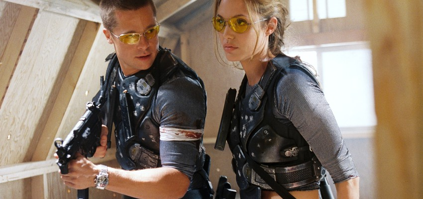 Vanavond op TV: Mr. & Mrs. Smith