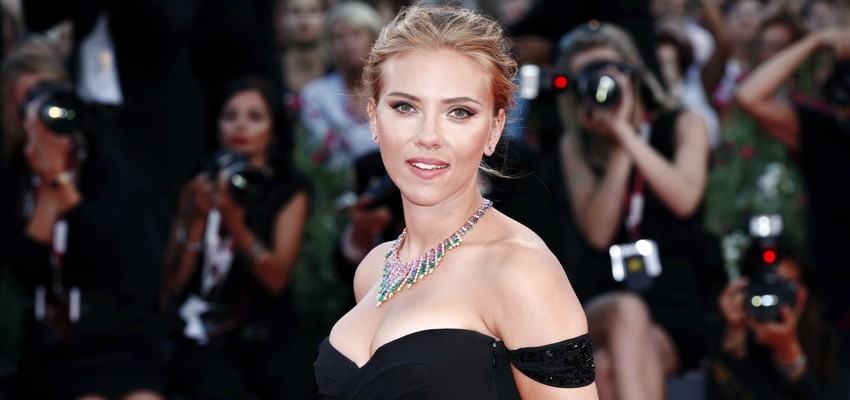 Scarlett Johansson voor derde keer getrouwd tijdens