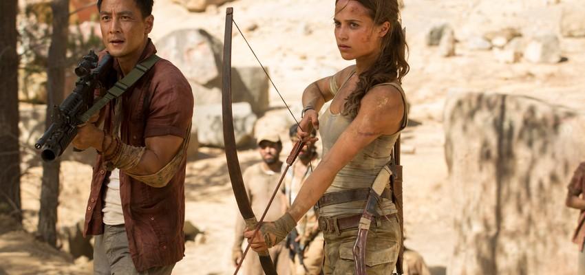 Vanavond op TV: Tomb Raider