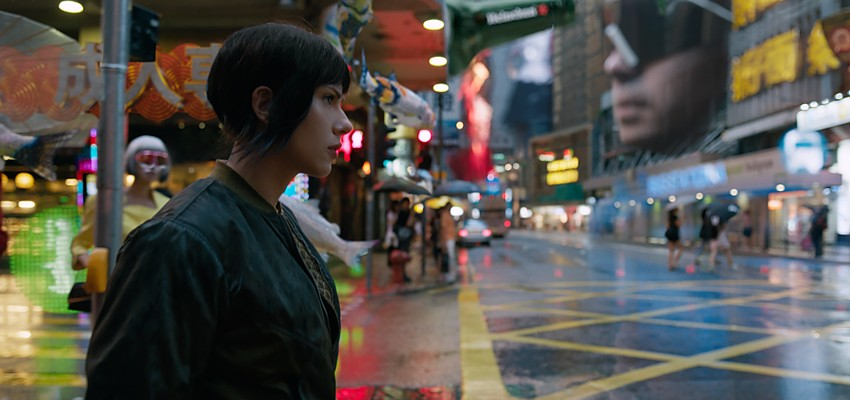 Vanavond op TV: Ghost in the Shell