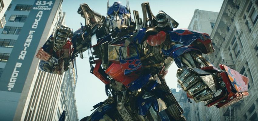 Vanavond op TV: Transformers