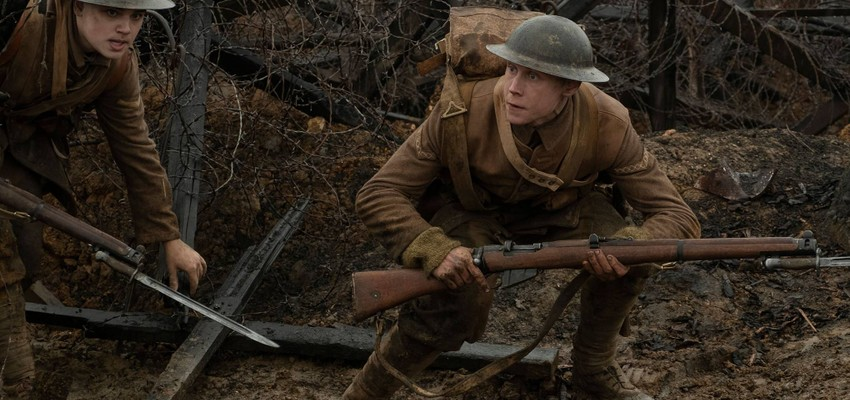 Toekomstige filmmaker of filmjournalist van de maand: Arnor Van Lerberghe schrijft over '1917'