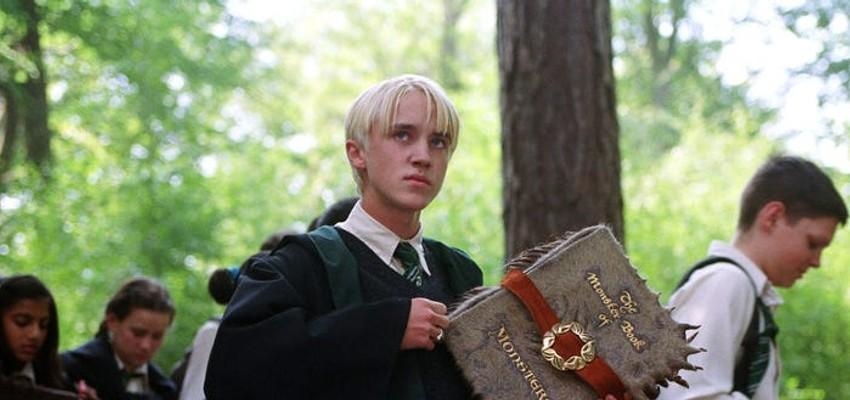 Tom Felton (Draco Malfoy) onthult details van achter de schermen bij Harry Potter