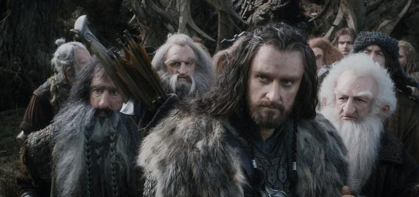 Vanavon op TV: The Hobbit: The Desolation Of Smaug