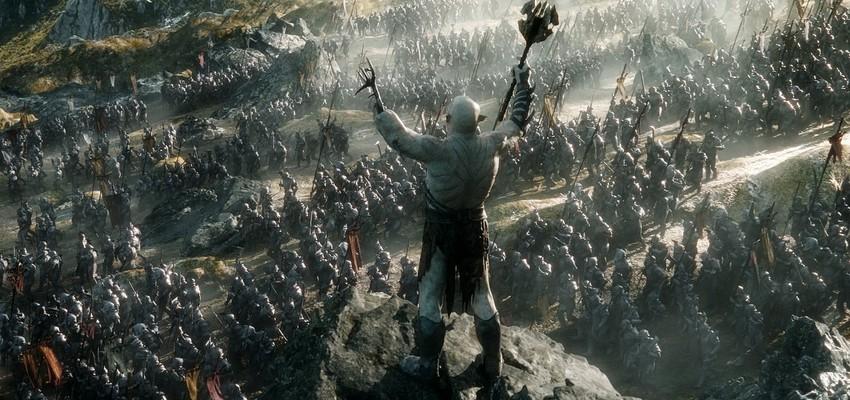 Vanavond op TV: The Hobbit: The Battle of The Five Armies