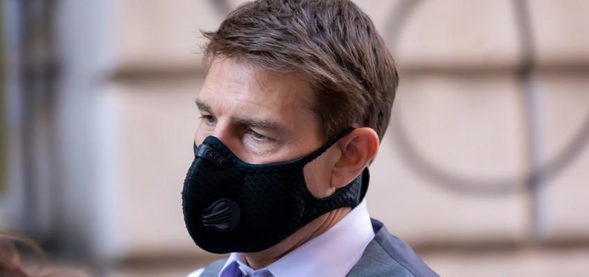 Tom Cruise laat zich uit over woede-uitbarsting op set