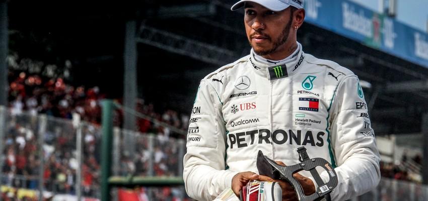 Carrièreswitch: Lewis Hamilton heeft grote ambities als acteur