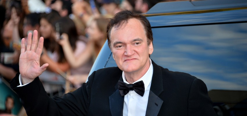 Eerste roman Quentin Tarantino verschijnt in Verenigde Staten en Frankrijk