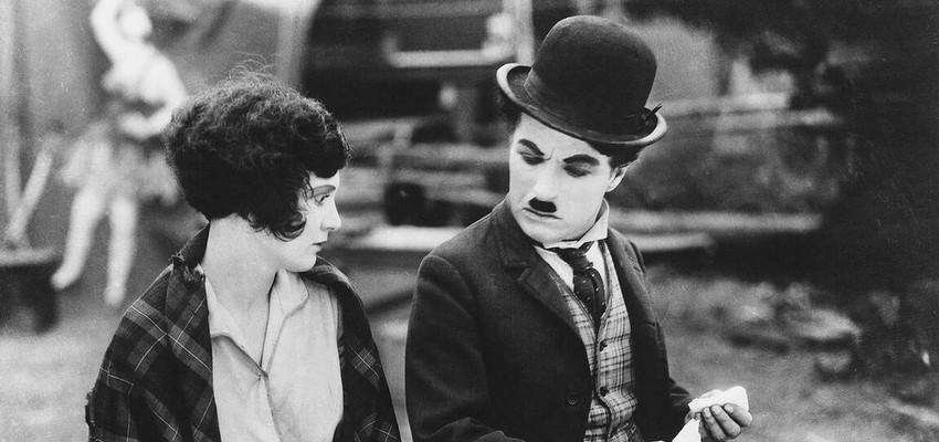 Stille film van Charlie Chaplin tot leven gebracht door Brussels Philharmonic