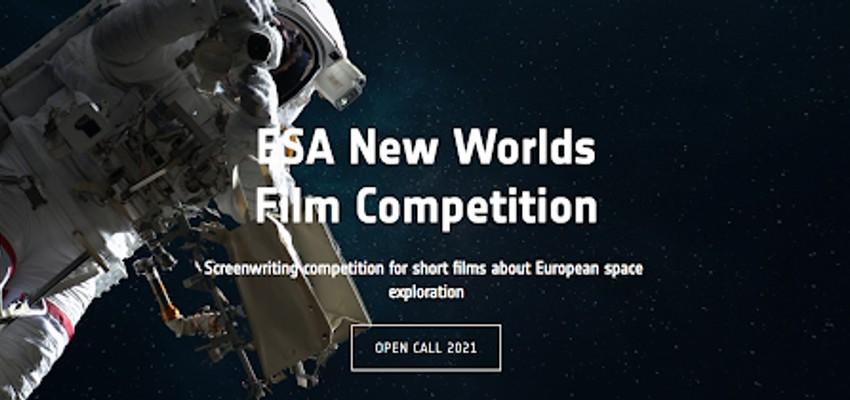 ESA wil twee scenaristen helpen met film over ruimtereizen