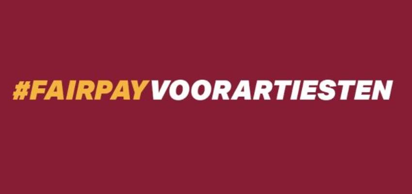 Vlaamse acteurs willen eerlijke vergoeding voor werk en lanceren #Fairpayvoorartiesten